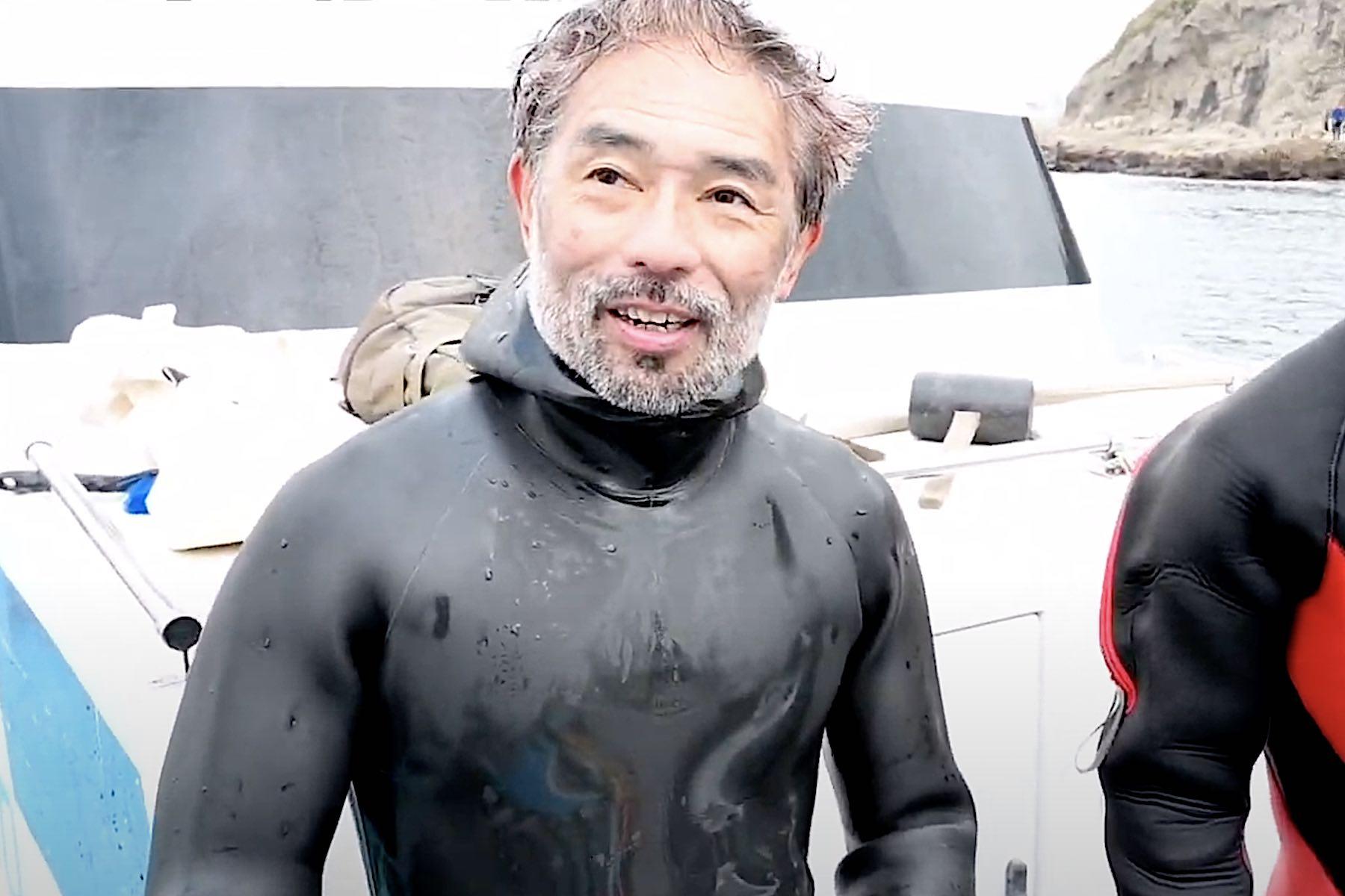 海森モリTV 第18話:工藤先生とともに4代目アマモ場調査