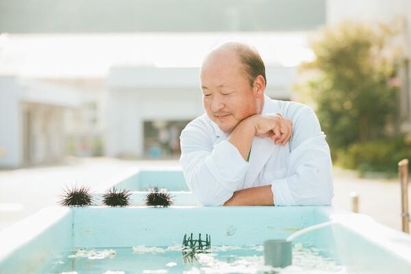 神奈川県水産技術センターの臼井一茂さん