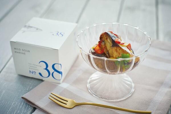 「No.38」のサバ缶